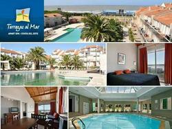 Apart Hotel Spa - Terrazas Al Mar - Costa Del Este