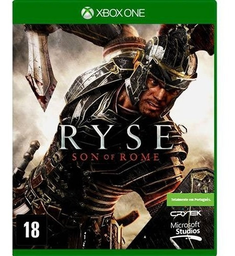 Jogo Ryse Son Of Rome - Xbox One Mídia Física Usado
