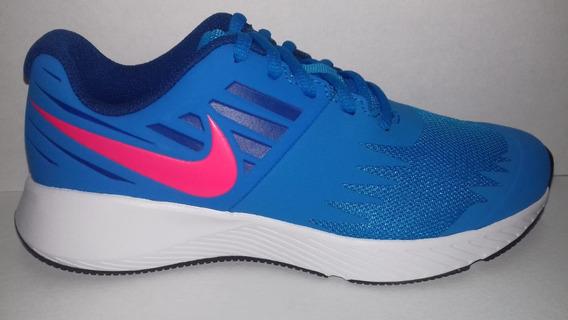 Tenis Nike Star Runner Gs Del23al25 907254 408 Facturamos
