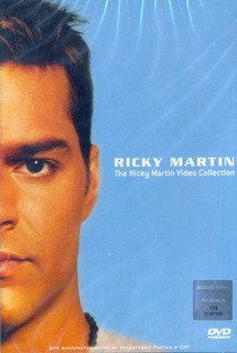 Ricky Martin The Video Collection Dvd Nuevo Importado