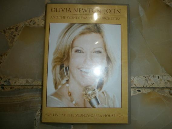 Olivia Newton John Live At The Sydney Opera House Dvd 2007