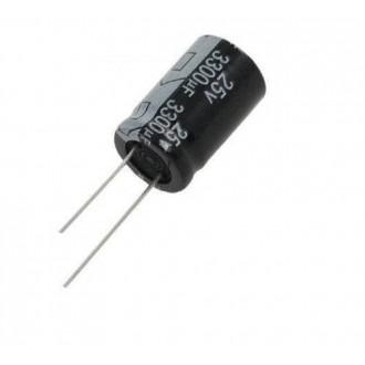 Capacitor Electrolictico 3300uf 25v 105c Mother X3 Unidades