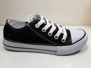 Zapatillas Roller Dama Cordones Clásicas Lona 35 Al 40