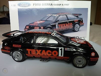 AutoartFord Sierra Cosworth Rs500 - Group A 1987 - #1 1:18