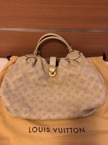 Bolsa Louis Vuitton Mahina Tote Bag Original Importada