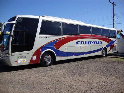 Onibus Busscar Vista Buss Lo Scania K 124 - 2005