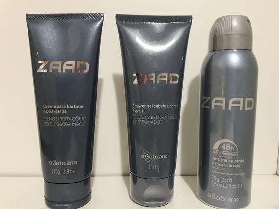 Combo Zaad - Kit Edição Limitada Super Oportunidade 20% Off