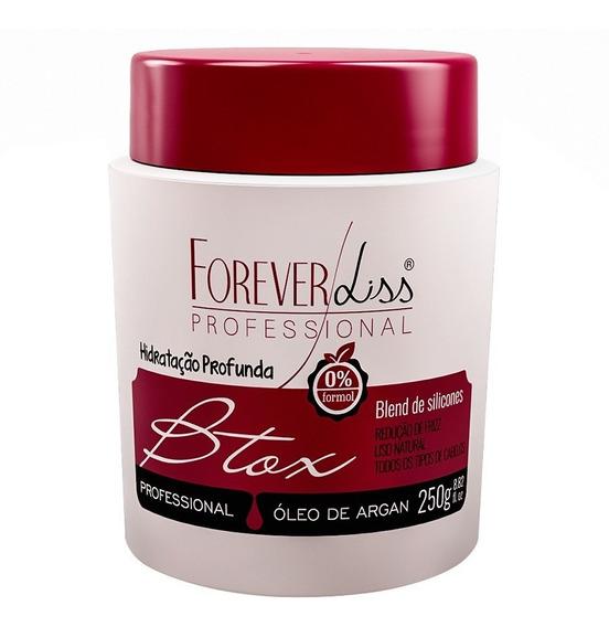Forever Liss - Btx Capilar Argan Oil 250g 0% Formol