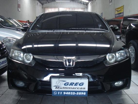 Honda Civic Lxl 1.8 Automatico