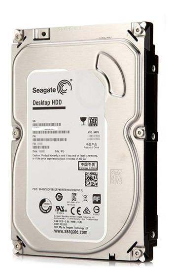 Hd 1tb Sata 3 Desktop 7200 Rpm Seagate Barracuda - Promoção