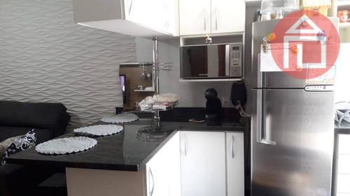 Casa Com 2 Dormitórios À Venda, 115 M² Por R$ 370.000,00 - Residencial Vem Viver - Bragança Paulista/sp - Ca2421