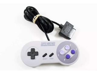 Control Super Nintendo Entrada Original ( Genérico)