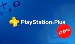 Ps Plus 12 Meses+ps Now +300 Juegos/ 1 Año Ps4/ps3/ Oferta!