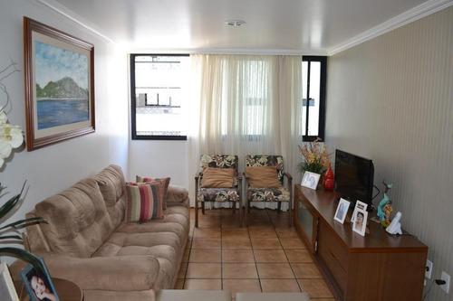 Apartamento À Venda, 3 Quartos, 1 Suíte, 1 Vaga, Itaigara - Salvador/ba - 133