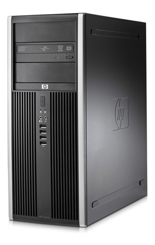 Cpu Hp Compaq 8000 Torre Core 2 Duo 2gb Ddr3 Hd 80 + Wi-fi