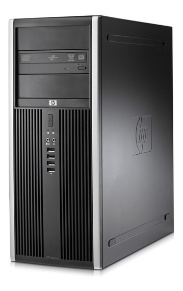 Cpu Hp Compaq 8000 Torre Core 2 Duo 4gb Ddr3 Hd 320 + Wi-fi