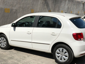 Volkswagen Gol Blanco 1.6 Cl I-motion At 5 Puertas 2016