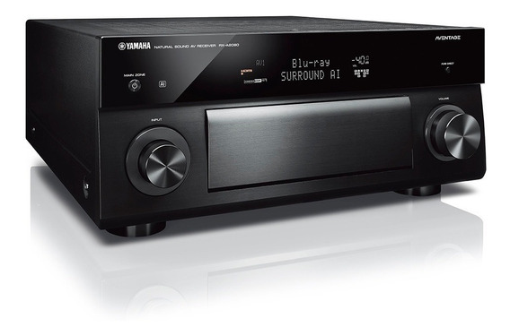 Receiver Yamaha Rxa2080 Aventage 9.2 Zona2/3 Revenda Oficial