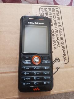 Sony Ericson W200i Completo Funcionando Perfeitamente