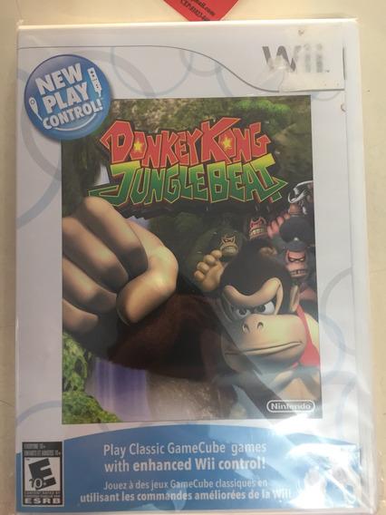 Donkey Kong Jungle Beat Nintendo Wii