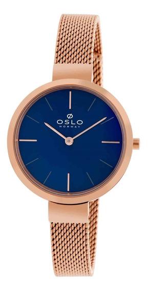 Relógio Oslo Sapphire Feminino Ofrsss9t0001 D1rx