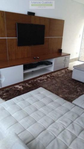 Sobrado Com 3 Dorms, Cerâmica, São Caetano Do Sul - R$ 1.5 Mi, Cod: 1111 - V1111