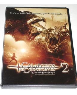 Dvd Calabozos Y Dragones 2: La Ira Del Dios Dragon 2005