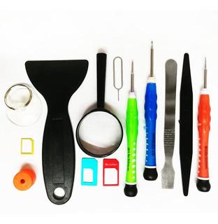 Kit De Herramientas 13 En 1 Para Reparar Celulares Estuche