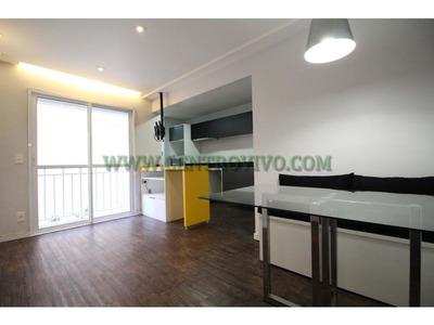 Apto. 1 Dorm. 37m² - 1 Vaga - Vila Buarque - Ed3570