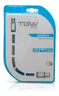 Cable Usb (tgw) 2 Metros Para Impresora