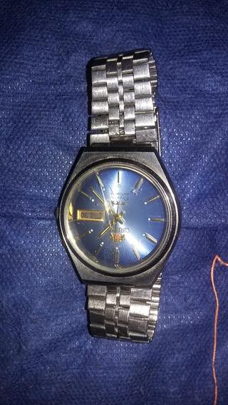 Relógio Aut Masculino Original Orient 3 Estrelas Semi Novo