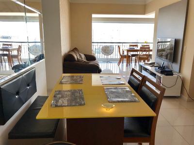 Apartamento Tatuapé - Terraço Gourmet 99m²