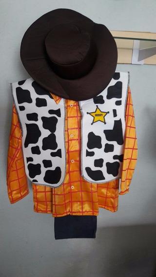 Disfraz Woody Toy Story Vaquero Niño Fiesta
