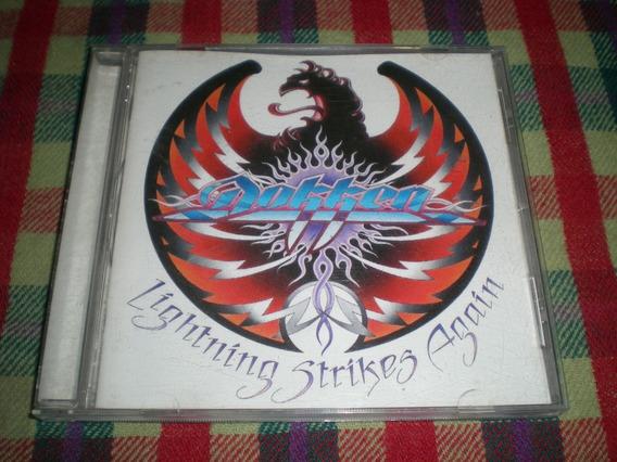 Dokken / Lightning Strikes Again Cd Ind Arg H1