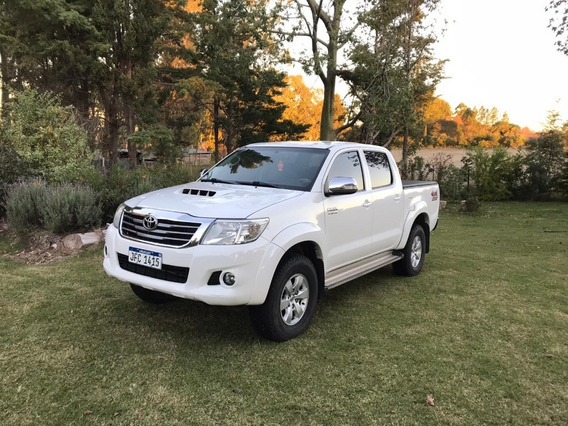 Toyota Hilux 3.0 Turbo 4x4 Srv At