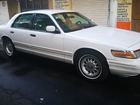 Ford Grand Marquis Lts Automatico