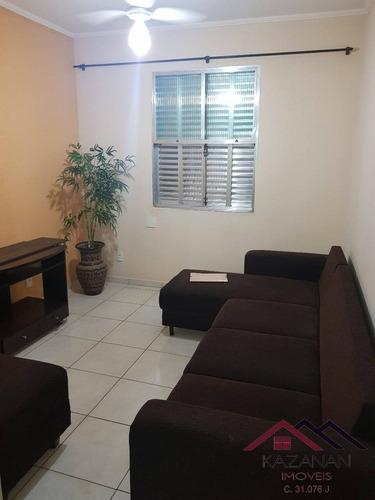 Apartamento Para Venda 1 Dormitório Em Santos - 966