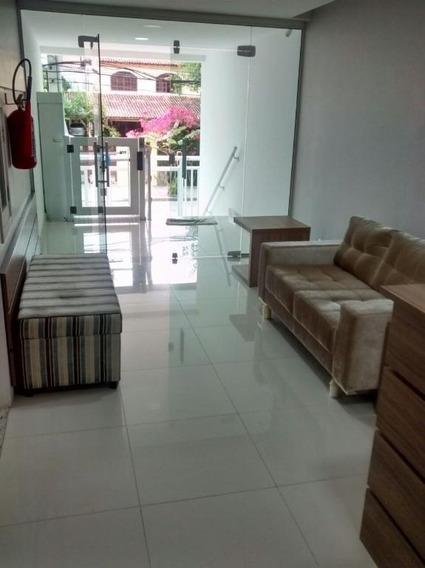 Apartamento Em São Francisco, Niterói/rj De 110m² 2 Quartos À Venda Por R$ 425.000,00 - Ap326122