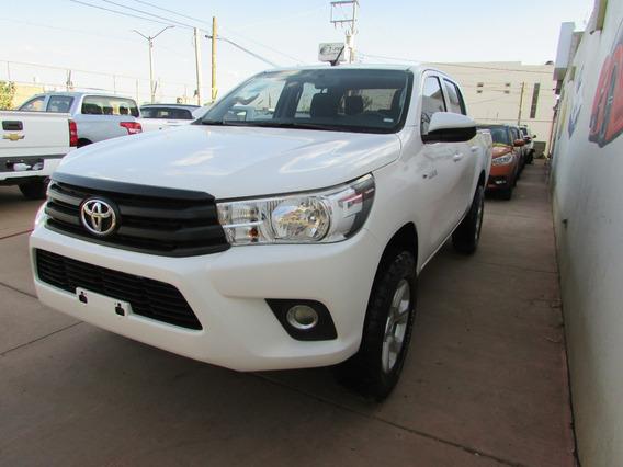 Toyota Hilux 2018 4x4 Diesel