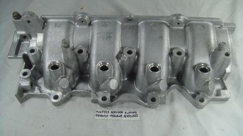 Multiple Admision Aluminio Renault Megane Classic 113127