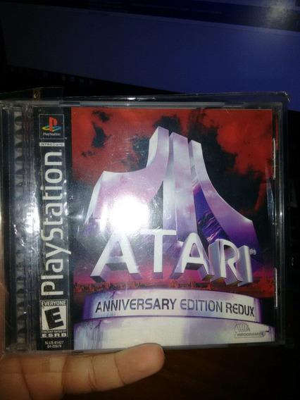 Atari Anniversary Edition Redux - Psone Original