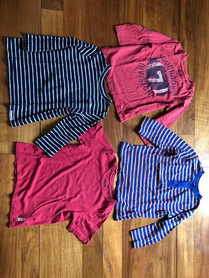 Camisa Camisas 2 3 Años Niño Gap