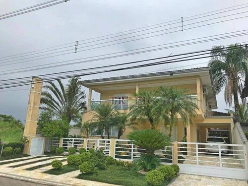 Sobrado Com 4 Dormitórios À Venda, 420 M² Por R$ 1.980.000,00 - Morada Da Praia - Bertioga/sp - So0052