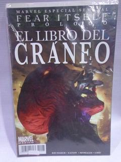 Fear Itself Libro Del Craneo Marvel Semanal Televisa 2011