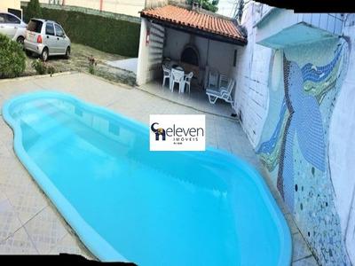 Village Duplex Para Aluguel Lauro De Freitas Nascente 4 Quartos Sendo Duas Suítes, 4 Banheiros, 1 Sala, 130 M². - Vl00030 - 33420207