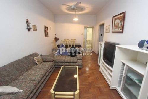 Imagem 1 de 26 de Apartamento À Venda, 3 Quartos, 1 Vaga, Copacabana - Rio De Janeiro/rj - 2771