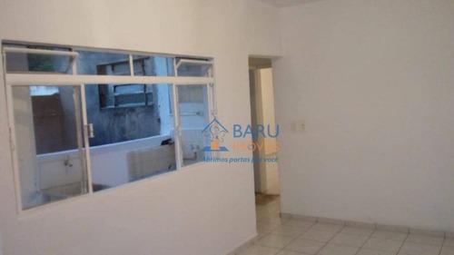 Apartamento Com 2 Dormitórios Para Alugar, 70 M² Por R$ 1.400,00/mês - Barra Funda - São Paulo/sp - Ap63880