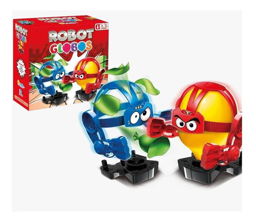 Robot Globos