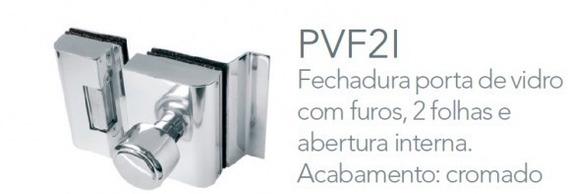 Fechadura Elétrica Para Porta De Vidro Agl Pvf2i