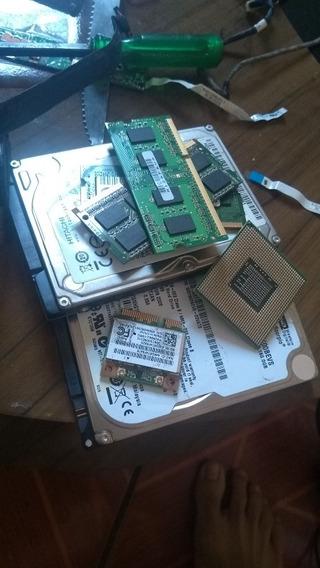 Memória Ram Ddr3 Para Notebook Hd Processador I5.